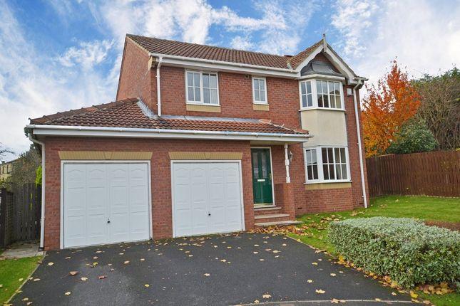 Thumbnail Detached house for sale in Sowood Grange, Ossett