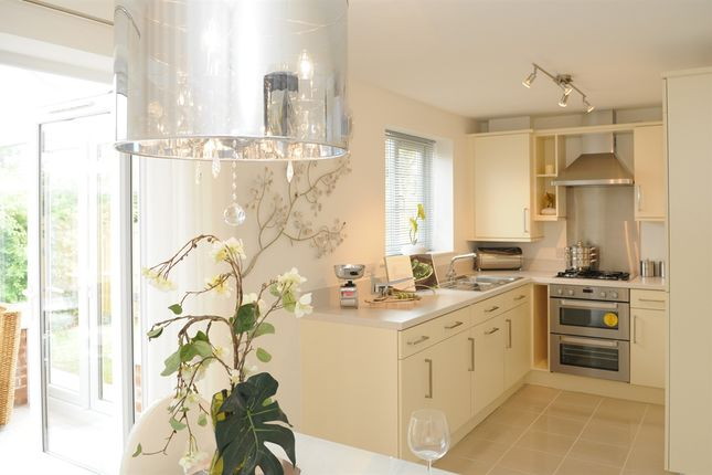 """Thumbnail Detached house for sale in """"The Rufford"""" at Bedale Court, Morley, Leeds"""