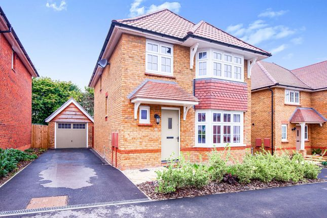 Thumbnail Detached house for sale in Osprey Road, Warminster