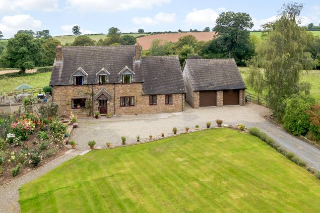 Thumbnail Detached house for sale in Haytons Bent, Ludlow, Shropshire