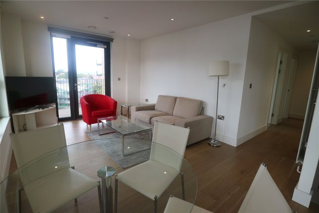 Thumbnail Flat to rent in Engineers Way, Wembley, London