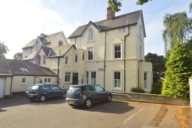 Thumbnail Flat for sale in Pelham Crescent, The Park, Nottingham