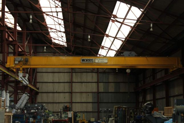 Thumbnail Industrial to let in 10 Tonne Crane Storage Facility, Burntwood Business Park, Burntwood