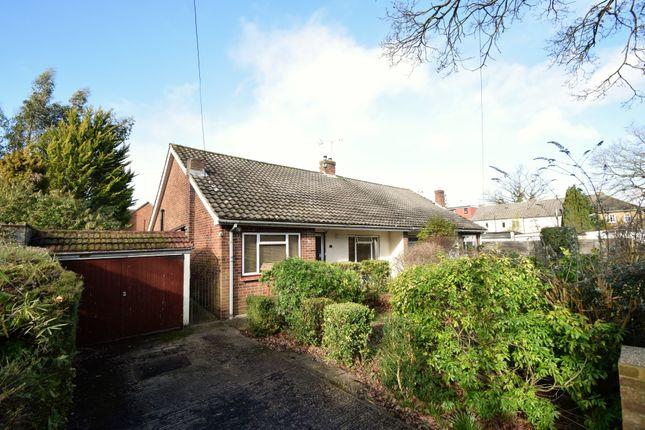 Thumbnail Semi-detached bungalow for sale in Woodbine Close, Sandhurst
