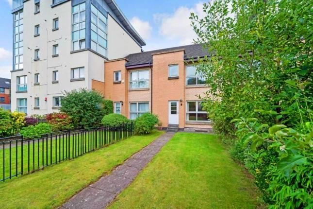 Thumbnail Terraced house for sale in Waterside Place, Glasgow, Lanarkshire