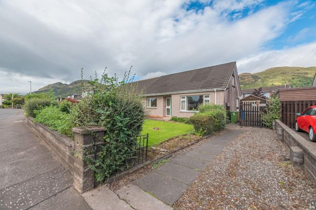 Thumbnail Bungalow for sale in Middleton, Menstrie