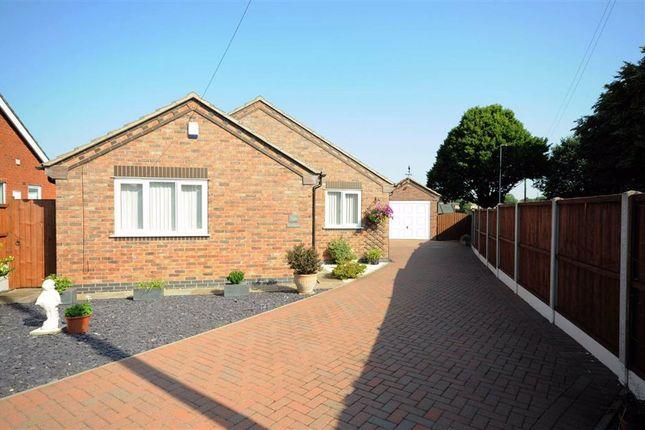 Thumbnail Detached bungalow for sale in Hill Crescent, Walton, Stone