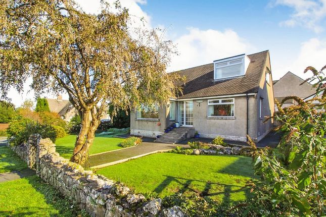 Thumbnail Detached bungalow for sale in Storth Road, Storth, Milnthorpe