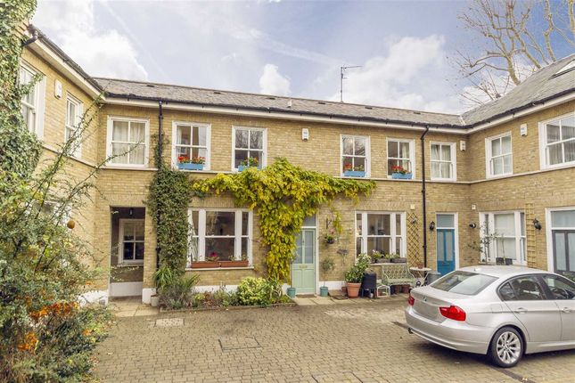 Thumbnail Terraced house to rent in Allport Mews, London