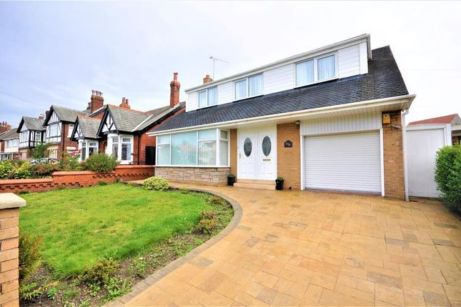 Thumbnail Detached bungalow for sale in Devonshire Road, Bispham, Blackpool, Lancashire