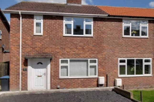 Thumbnail Semi-detached house for sale in East Lea, Thornley, Durham