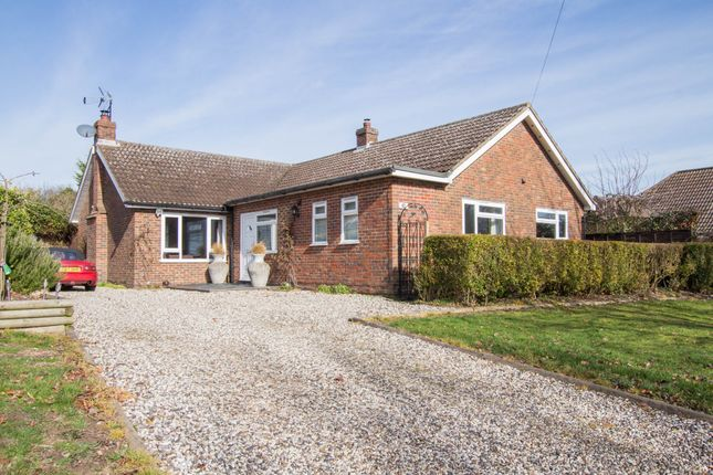 Thumbnail Detached bungalow for sale in Blakeland Hill, Duxford, Cambridge