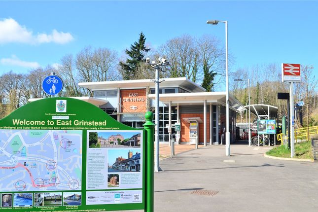 Station of East Grinstead, West Sussex RH19