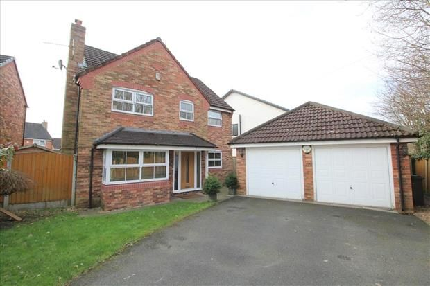 Thumbnail Property for sale in Pintail Close, Leyland