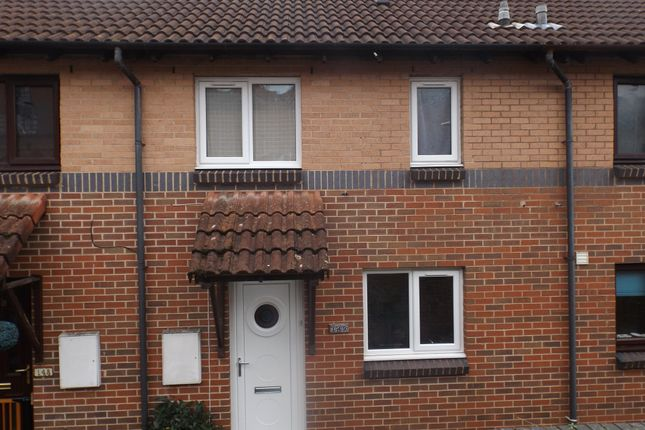 Thumbnail Terraced house for sale in Farm Hill, Exeter