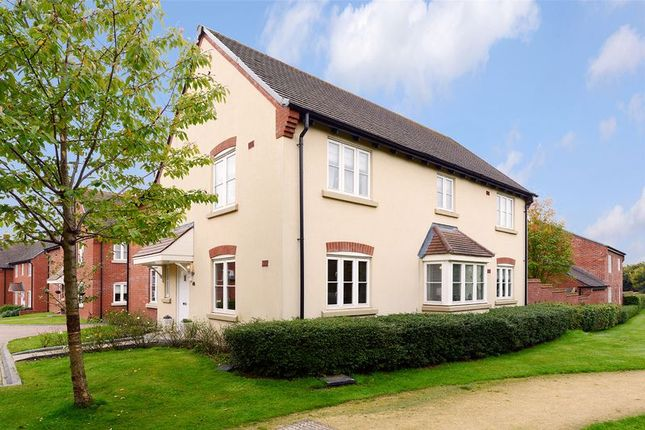 Thumbnail Detached house for sale in Stocking Park Road, Lightmoor Village, Telford, Shropshire.