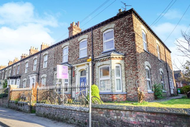 Thumbnail End terrace house for sale in Lawrence Street, York