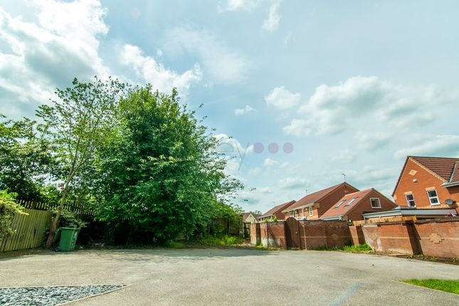 Back Of House of Astcote Court, Kirk Sandall, Doncaster DN3