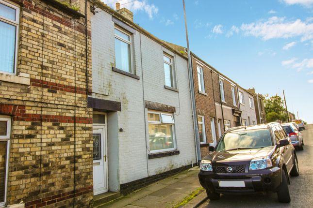 Front View of Front Street, Sunniside, Bishop Auckland, Durham DL13