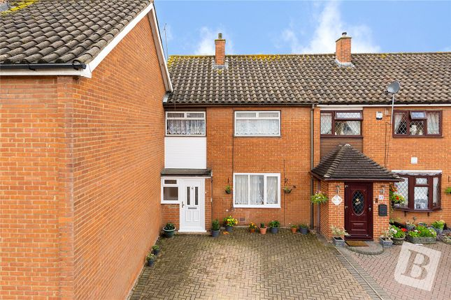 Thumbnail End terrace house for sale in Great Knightleys, Lee Chapel North, Essex