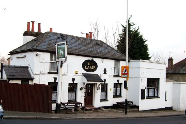 Thumbnail Pub/bar for sale in Norwood Road, Southall, Greater London