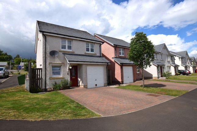 Thumbnail Detached house for sale in West Myrescroft, Ancrum Jedburgh