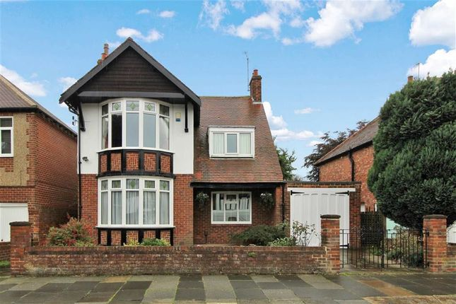4 bed detached house for sale in Seaton Crescent, Monkseaton, Whitley Bay