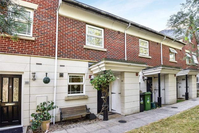 Thumbnail Terraced house to rent in Stickle Down, Deepcut, Camberley, Surrey