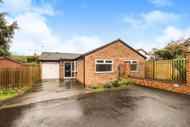 Thumbnail Detached bungalow for sale in Dodd Avenue, Warwick
