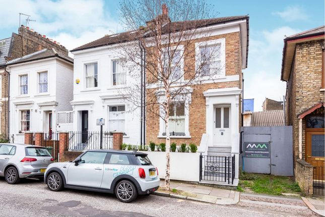 Thumbnail Semi-detached house for sale in Shaftesbury Road, London