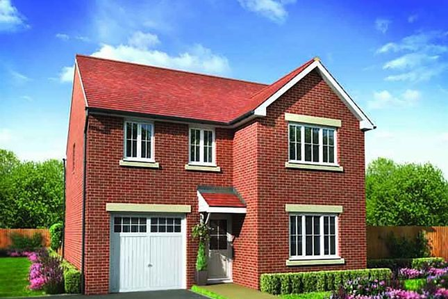 "Thumbnail Detached house for sale in ""The Keating "" at Garcia Drive, Ashington"