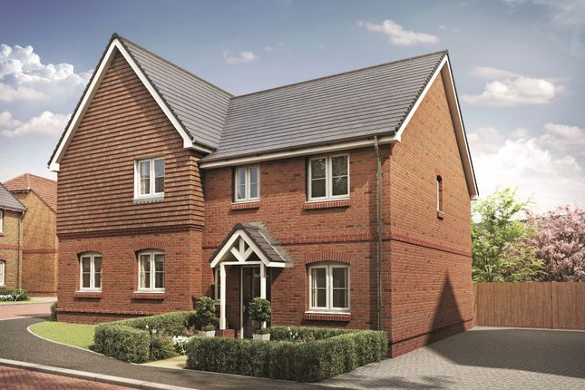 Thumbnail Semi-detached house for sale in Nursery Gardens, Ash Green Lane West, Tongham