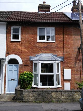 Thumbnail Terraced house to rent in Madeline Road, Petersfield