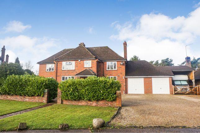 Thumbnail Detached house for sale in Bentsbrook Park, Dorking