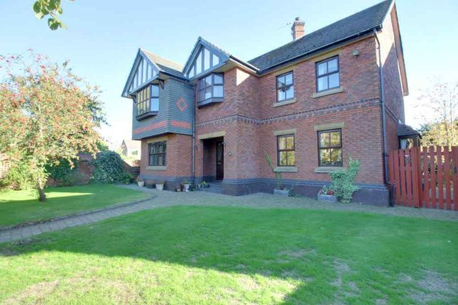 Thumbnail Detached house for sale in Barton Heys Road, Formby, Liverpool
