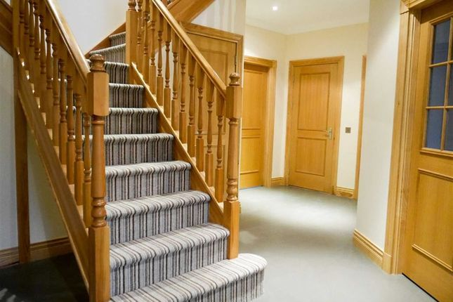 Thumbnail Detached house for sale in Druid's Park, Murthly, Perthshire