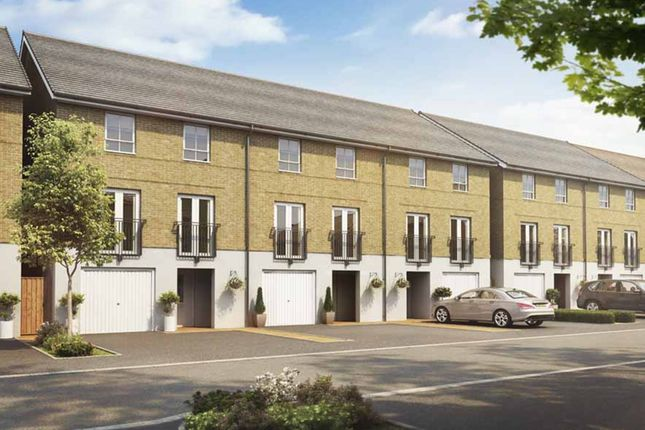 """Thumbnail Terraced house for sale in """"Colnbrook"""" at Langley Road, Langley, Slough"""