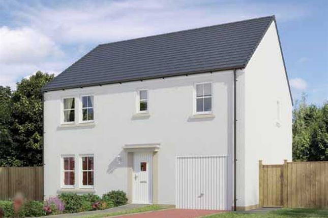"Thumbnail Detached house for sale in ""The Troon"" at Stable Gardens, Galashiels"