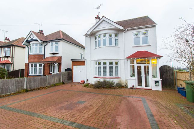Thumbnail Detached house for sale in George Street, Shoeburyness