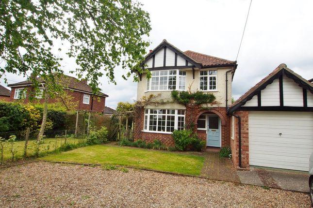 Thumbnail Detached house for sale in Rowan Gardens, Mill Road, Hethersett, Norwich