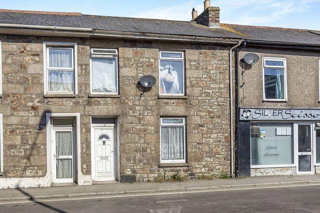 Thumbnail Terraced house for sale in Trevenson Street, Camborne