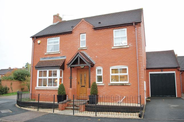 Thumbnail Detached house for sale in Ebsdorf Close, Bidford On Avon