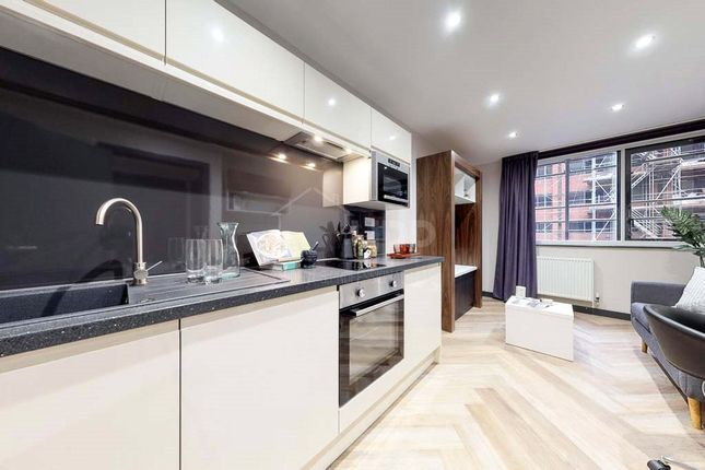 Thumbnail Flat to rent in Belgrave Street, Arena Quarter, Leeds, West Yorkshire