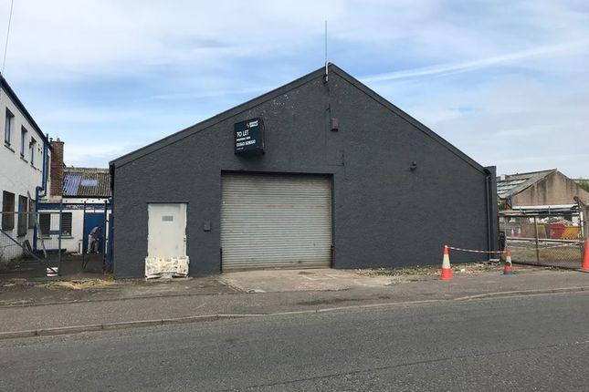 Thumbnail Industrial to let in Bentinck Street, Kilmarnock