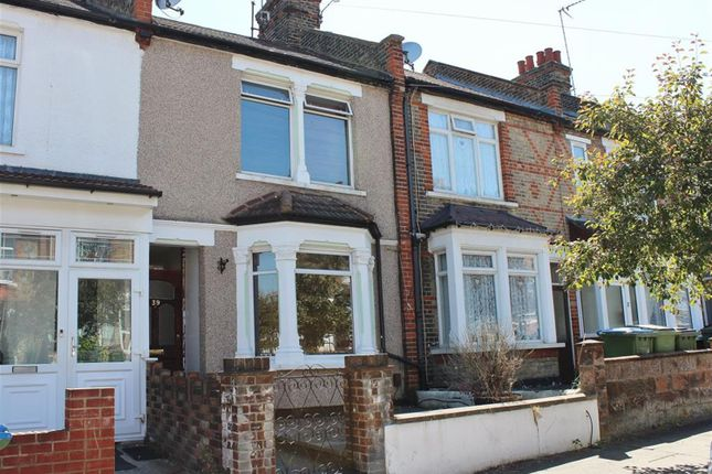 Thumbnail Terraced house for sale in Smithies Road, Abbey Wood, London