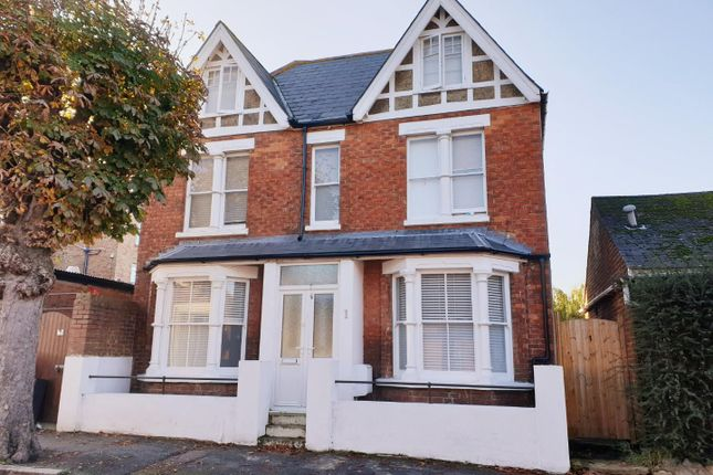 Thumbnail Detached house for sale in Coombe Road, Folkestone