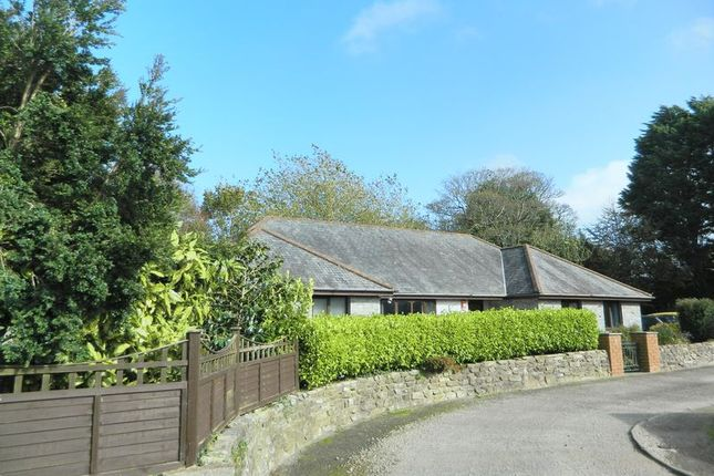 Thumbnail Detached bungalow for sale in Peaceful Environment Close To Town, Lowenac Gardens, Camborne