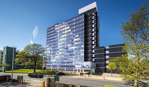 Thumbnail Flat for sale in Daniel House, Trinity Road, Liverpool