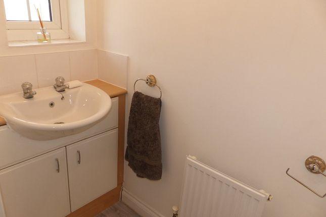 Cloakroom of Waterton Close, Waterton, Bridgend, Bridgend County. CF31