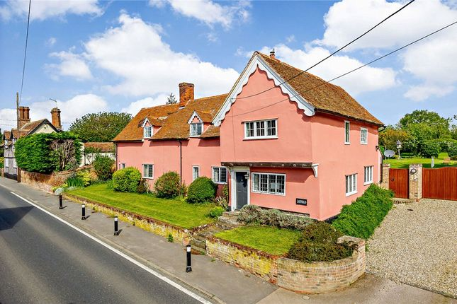 Thumbnail Cottage for sale in Stour Street, Cavendish, Suffolk